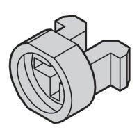 Schroff multipacPRO 21100-464, polyamid, šedá, 1 ks