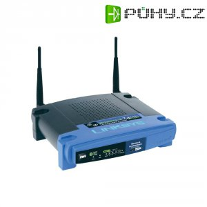 Router WLAN Linksys WRT54GL OpenSource