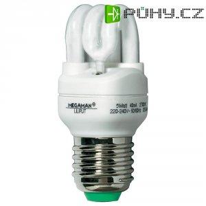 Úsporná žárovka trubková Megaman Liliput E27, 5 W, teplá bílá