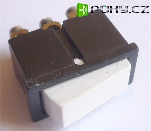 Vypínač 3654 kolébkový ON-ON 1pol.250V/16A