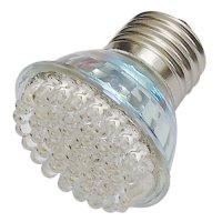 Žárovka LED E27/230V (48x) - bílá
