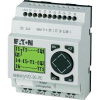 Řídicí reléový PLC modul Eaton easy 512-DC-RC (274109), IP20, 4x relé, 24 V/DC