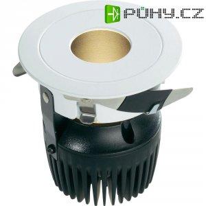 Vestavné světlo LED Downlight DD-12030.04, 8 W, bílá/hliník
