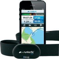 Hrudní pás s měřením pulzu Runtastic Bluetooth Smart Combo