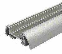 Alu profil TOST pro LED pásek 8-10mm anodizovaný - délka 2m