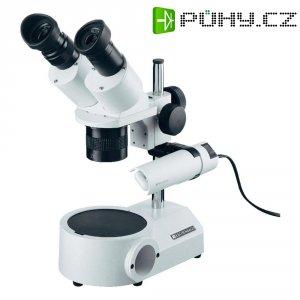 Stereomikroskop Eschenbach 3320, s vrchním i spodním osvětlením