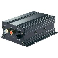 Koncový minizesilovač Basetech AP-2100, 2x 50 W