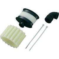 Speciální vzduchový filtr Reely, 3,5 - 6,0 cm3, černá