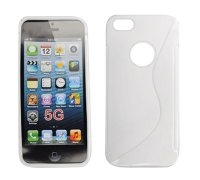 ForCell Zadní Kryt Lux S White pro Apple iPhone 5