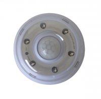 Noční LED světlo s detektorem pohybu (4xAAA), NLS1