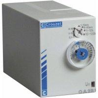 Elektronické časové relé Crouzet, 88867415, PA2R1, 8 A, 8 A DC/AC , 250 V DC/AC 2000 VA/ 80 W