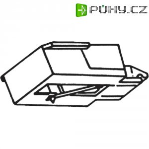 Sony STY 124 Sharp C 124 Tonabnehmer-Nadel