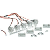 Sada světlometů Modelcraft LED Crawler