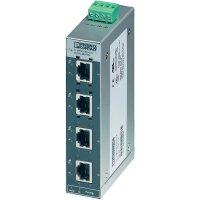 Ethernetový switch Phoenix Contact FL SWITCH SFN 5TX (2891152), 90 mA