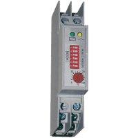 Časové relé multifunkční HSB Industrieelektronik ZMRV1, čas.rozsah: 0.05 s - 10 h, 1 přepínací kontakt, 1 ks