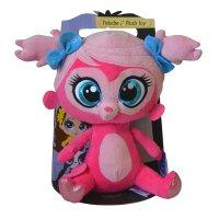 Hasbro Little pet shop plyšová hračka Minka