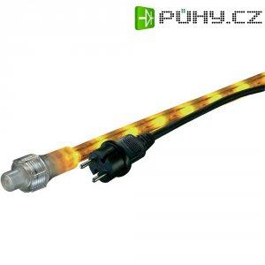 Světelná hadice s LED GEV, 6,6 m, žlutá
