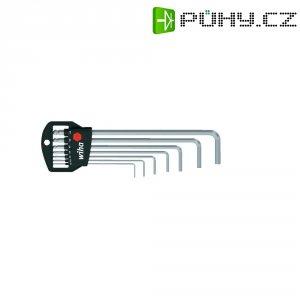 Sada imbusových klíčů s kulovou hlavou Wiha 03723, 1,5 - 6 mm ,7 ks