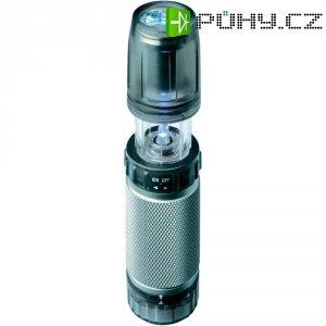 Kapesní LED svítilna LiteXpress View 100, LX500105, černá/stříbrná