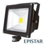 LED reflektory s pohybovým čidlem
