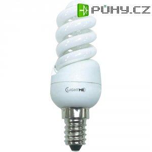 Úsporná žárovka spirálovitá Lightme Full Spiral E14, 9 W