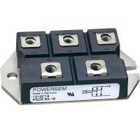 Můstkový usměrňovač 1fázový POWERSEM PSBS 62-16, U(RRM) 1600 V