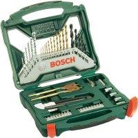 Sada vrtáků a bitů Bosch, 50 ks