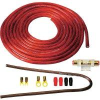 Sada kabelů SinusTec BCS-2500, 25 mm², 5 m
