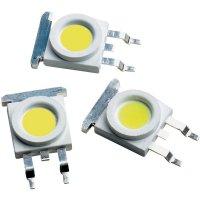 HighPower LED Avago Technologies, ASMT-MW06-NLMS0, 350 mA, 3,6 V, 120 °, neutrálně bílá