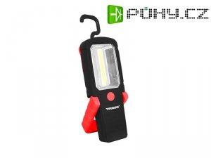 Svítilna ruční TIROSS TS-1837 1 COB, 3x AAA červená