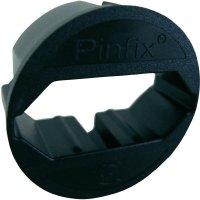 Adaptér do zásuvky Pinfix, černá