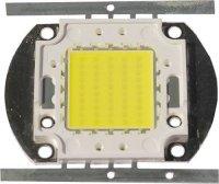 LED 1W bílá,150lm/350mA,120° 3,3V 7,9x5,4mm