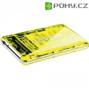"Externí disk PLATINUM MYDRIVE 500GB Lemon Yellow 2,5\"""