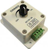 Stmívač pro LED pásky 12V/8A - 96W