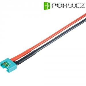 Napájecí kabel pro vyšší odběr Modelcraft, MPX zástrčka, 300 mm, 2,5 mm²