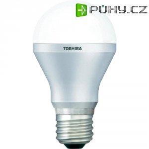 LED žárovka Toshiba A-Shape, 5,5 W, E27, studená bílá