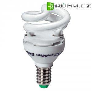 Úsporná žárovka spirálovitá Megaman Helix E14, 5 W, teplá bílá