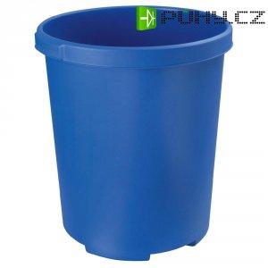 Koš na papír XXL, modrý, 50 litrů