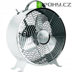 Stolní ventilátor Tristar VE-5967, Ø 25 cm, 20 W, bílá