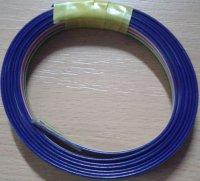Kabel plochý PNLY 8x0,15mm2, balení 2m