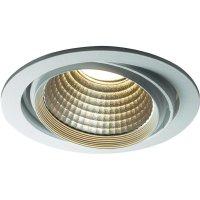Vestavné LED světlo Sygonix Downlight Badino, 1x 14 W, bílá