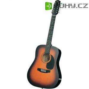 Westernová kytara 12-strunová