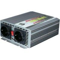 Trapézový měnič napětí DC/AC e-ast CL 700-D-24, 24V/230V, 700 W, USB