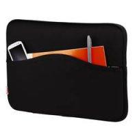 """Ochranné pouzdro pro notebook Sleeve \""""Comfort\"""", 40 cm (15,6\""""), černé"""