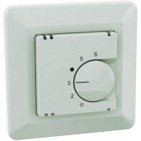 Pokojový termostat pod omítku Decora, 5 až 30 °C, bílá