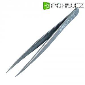 Pinzeta titanová s hrotem, BERNSTEIN 120 mm, 9 g