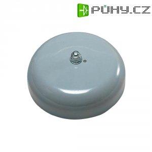 Elektrický zvonek Friedland, 403527, 12 V/DC, 100 dBA, šedá