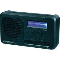 Internetové rádio Albrecht DR 402, Wi-Fi, FM, DLNA