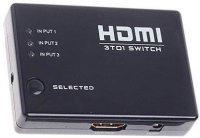 HDMI SWITCH 3 x HDMI s ovládačem