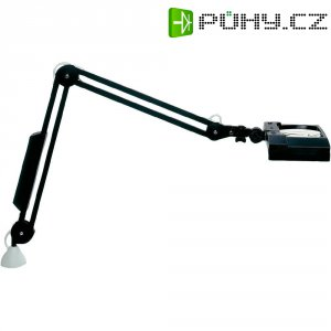 Stolní lupa s osvětlením ESD GlamoxLUXO Wave Plus, 2x 7 W, 3.5D
